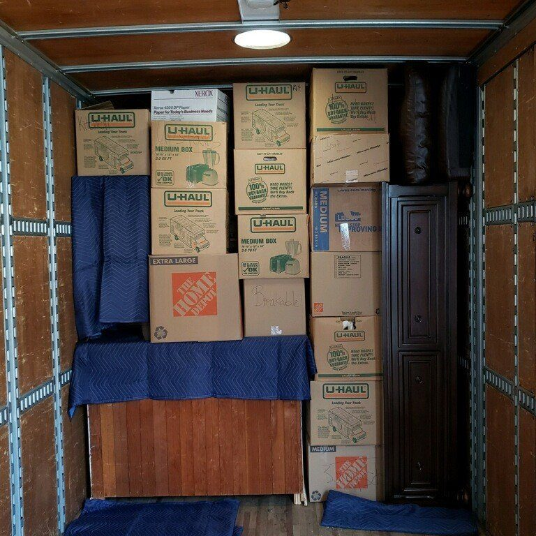 Packed Truck 2